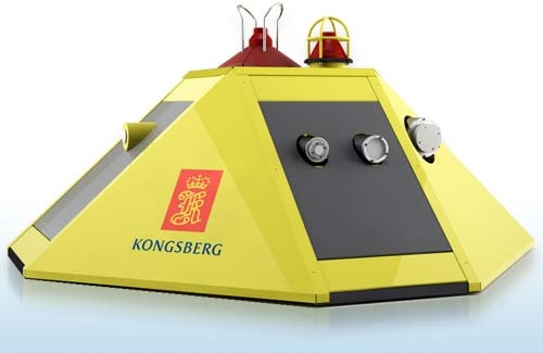 Autonomous seabed monitoring system - Lander