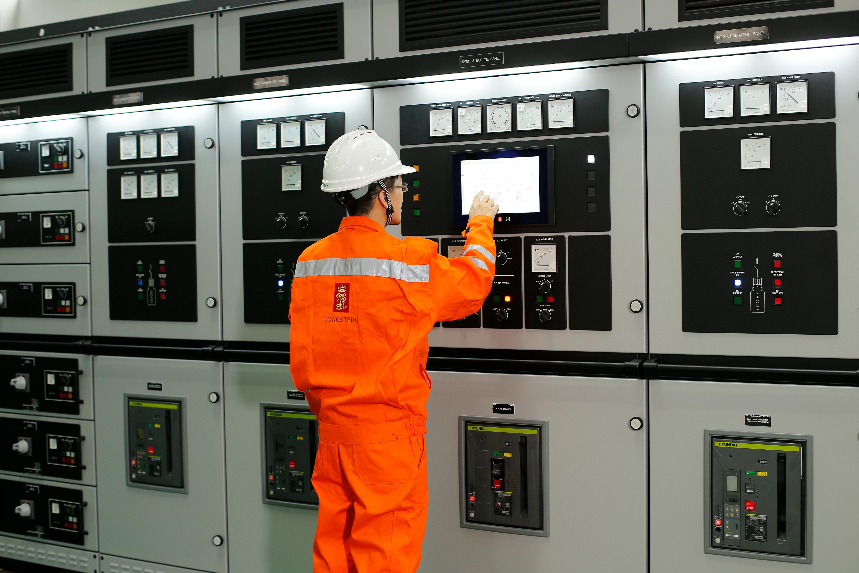 Marine Switchboard, K-Power - Kongsberg Maritime