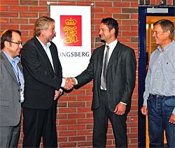 Kongsberg Maritime Engineering acquires PortSide