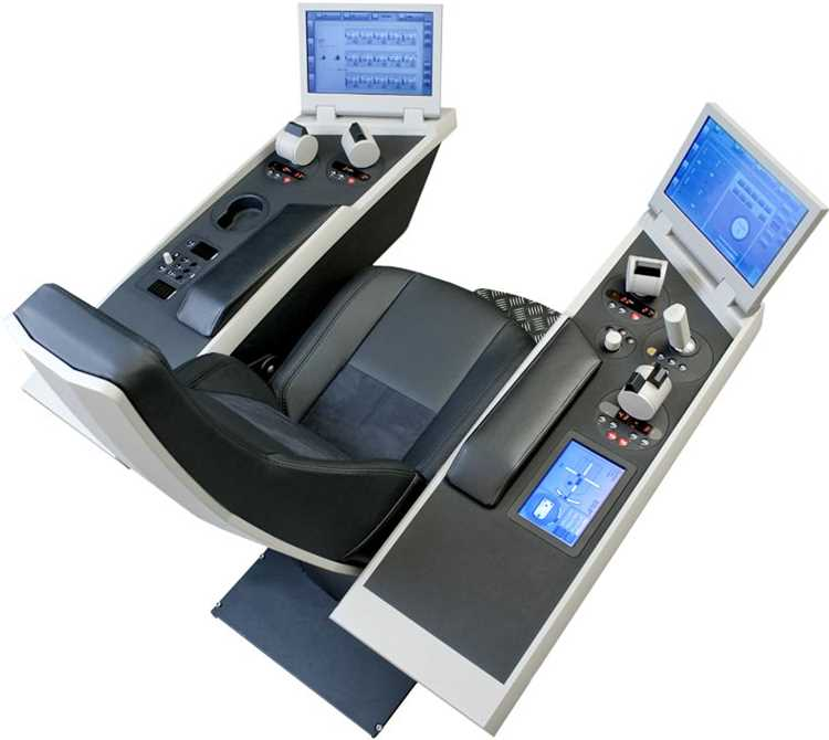 The K-Master workstation is a complete and independent operating station designed to meet strict aft bridge ergonomic considerations regarding the arrangement of working places, the instrumentation and the operability of the equipment.
