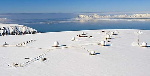 Svalbard Satellite Station