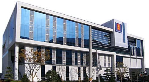 Kongsberg Maritime Korea purpose built new Korean headquarters in Busan