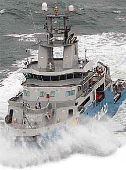 Swedish Coastguard