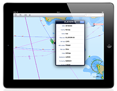 C-Scope Mobile app for iPad by Kongsberg Norcontrol IT