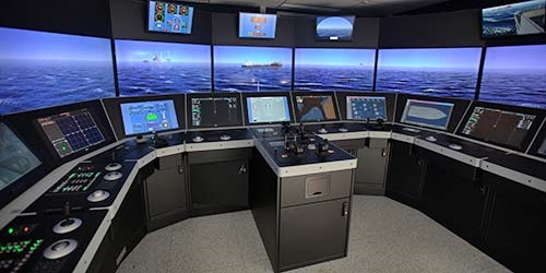 Dynamic Positioning Operator training