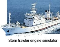 KONGSBERG supplies stern trawler engine room simulator to Ecole des Métiers de la Mer, New Caledonia