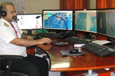 Gulf of Khambhat VTS, operated by Aatash Norcontrol Ltd.