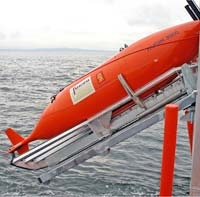 Hugin 3000 AUV - Autonomous Underwater Vehicle