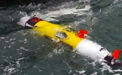REMUS 100 Autonomous Underwater Vehicle - AUV