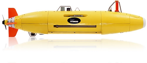 Remus 6000 Autonomous underwater vehicle