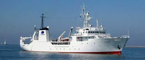 research vessel hokku-maru