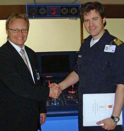 The Norwegian Navy has signed a new Long Term System Support Program