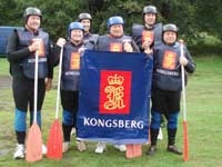 KNC sponsors Forth Ports team for Seafarers UK charity event