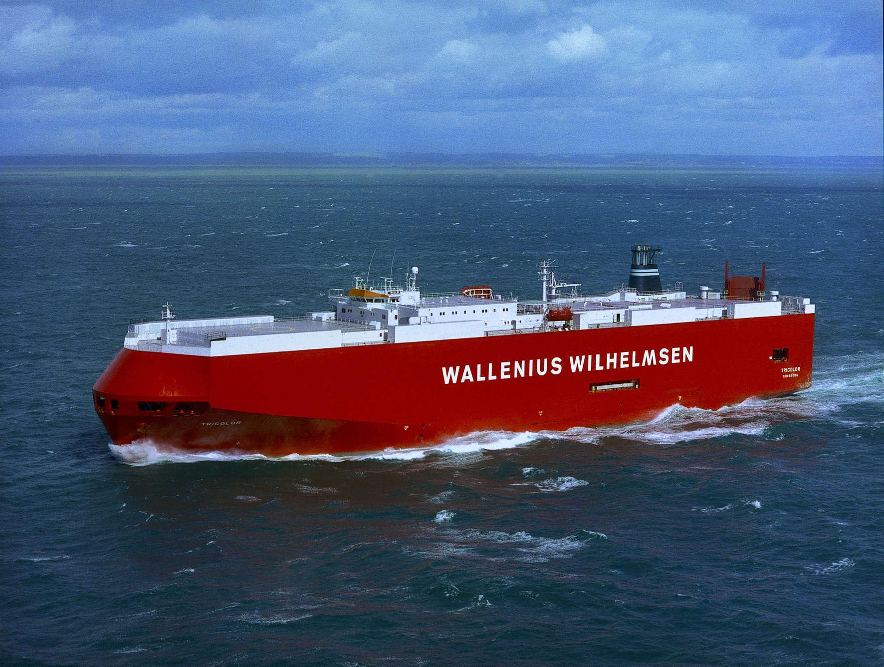 Ship types - Kongsberg Maritime